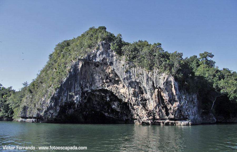 La Boca del Tiburón - Parque Nacional Los Haitises