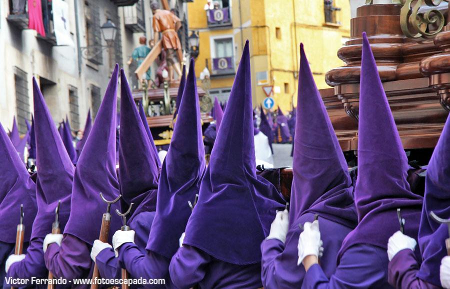 Procesiones de Semana Santa en Cuenca 10