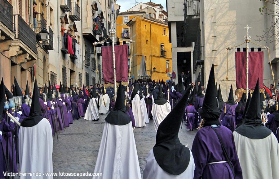 Procesiones de Semana Santa en Cuenca 12