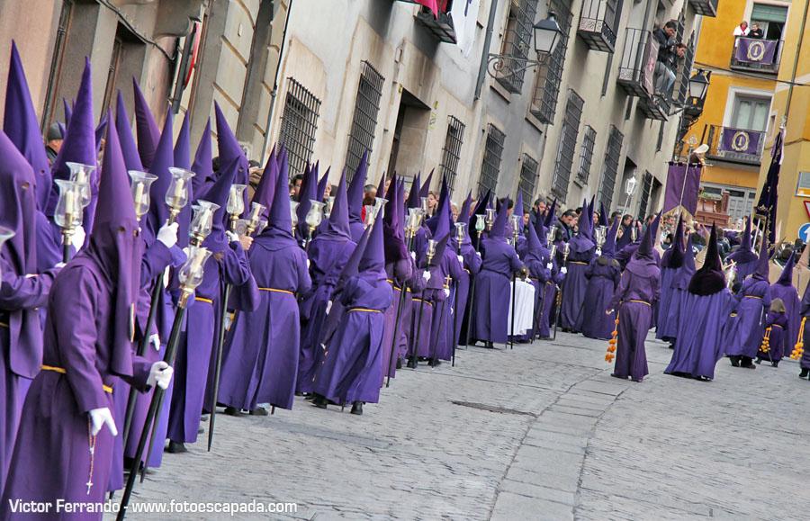 Procesiones de Semana Santa en Cuenca 5