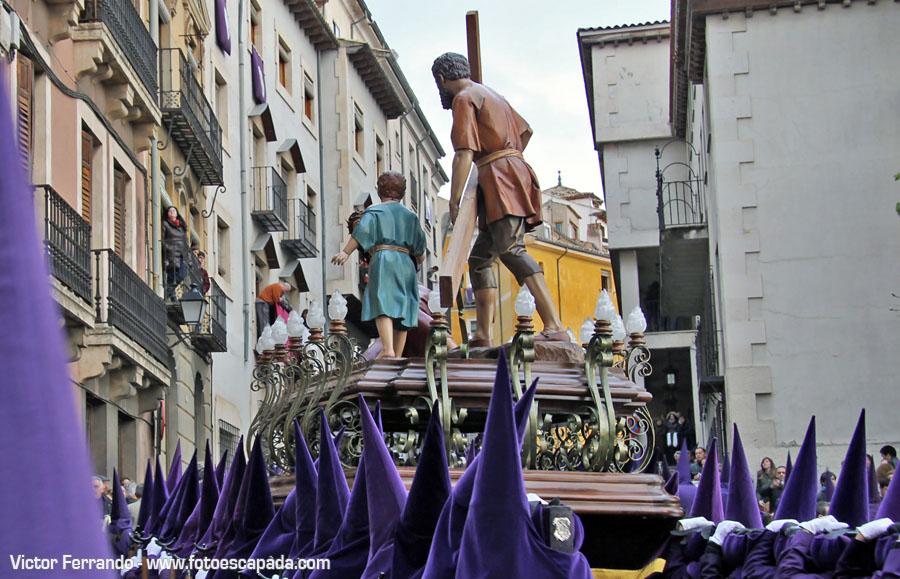 Procesiones de Semana Santa en Cuenca 7