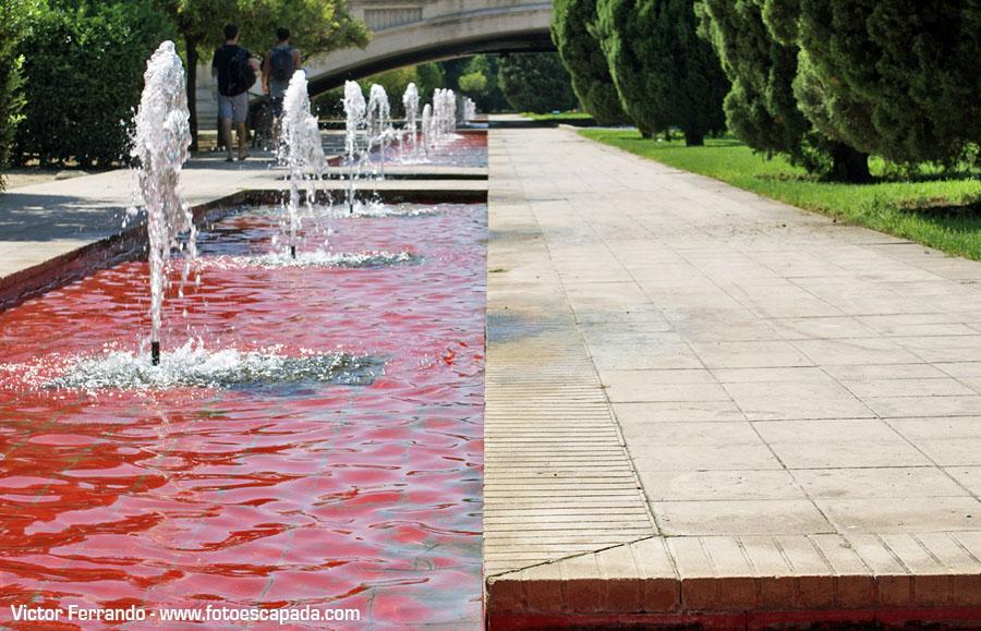 Motivos para visitar Valencia: Pasear por el Antiguo Cauce del Río Turia