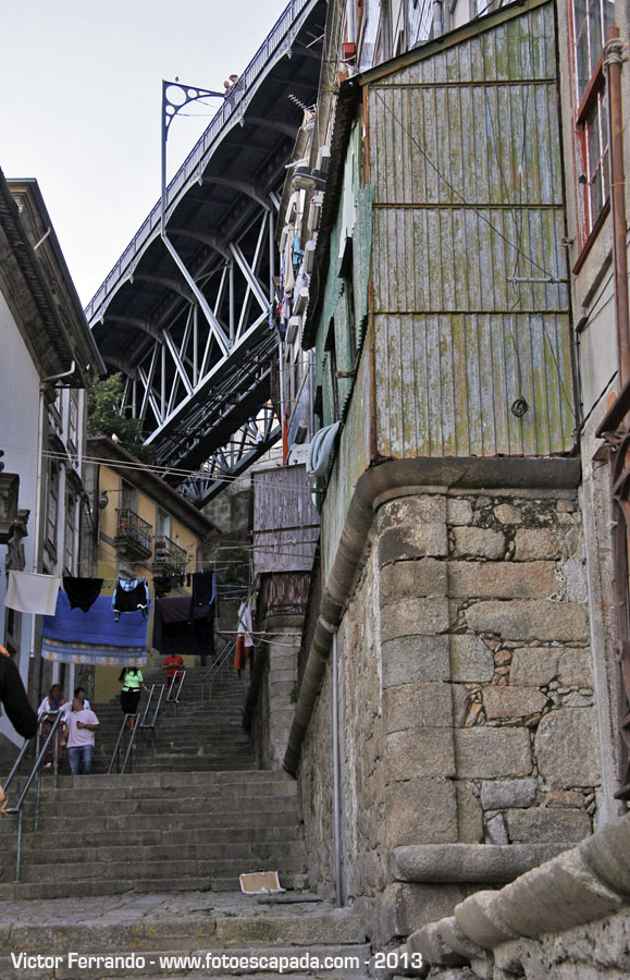 Que hacer en Oporto - Escadas do Codeçal