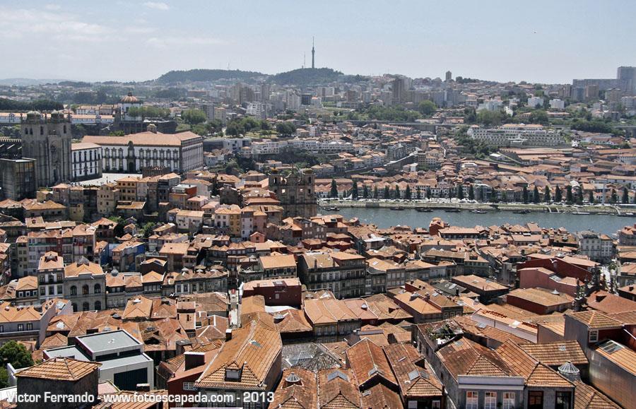 Que hacer en Oporto - Miradores de Oporto