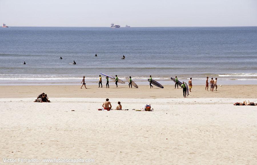 Playas de Matosinhos