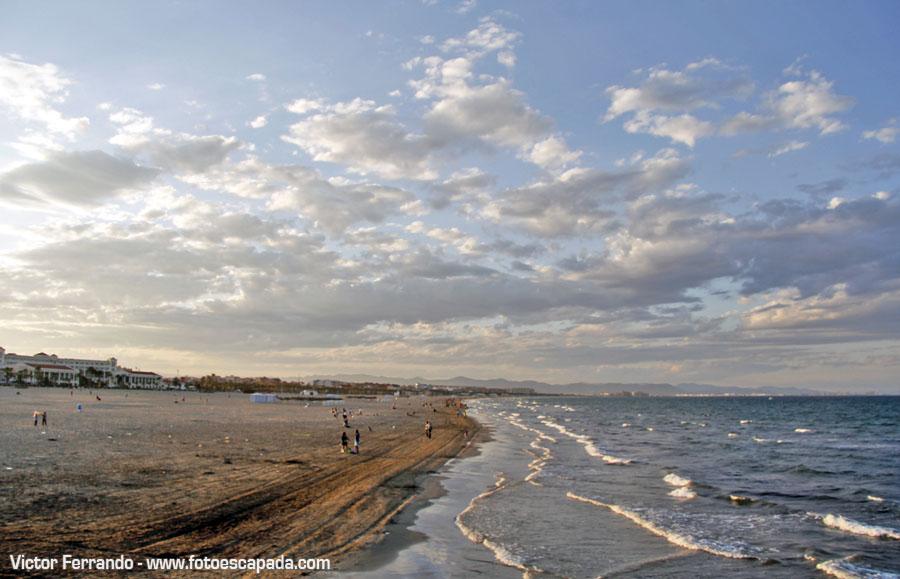 Motivos para visitar Valencia: Playas de Valencia