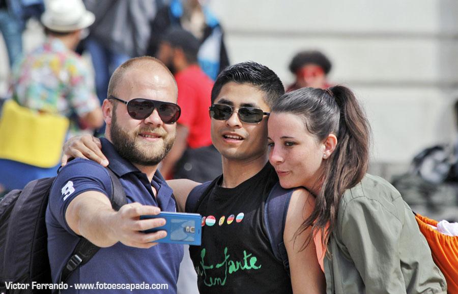 Que hacer en Oporto - Selfies en Oporto