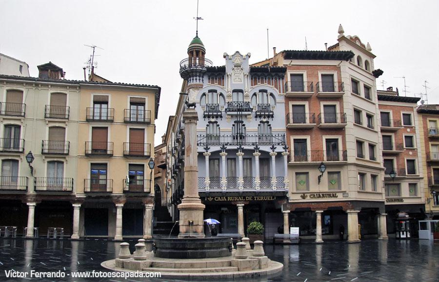 Plaza de El Torico