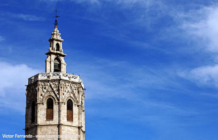Motivos para visitar Valencia: Subir al Miguelete