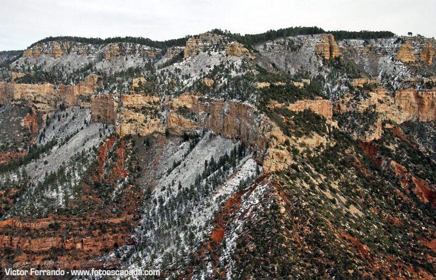 Experiencia Gran Cañon del Colorado en Helicóptero 13