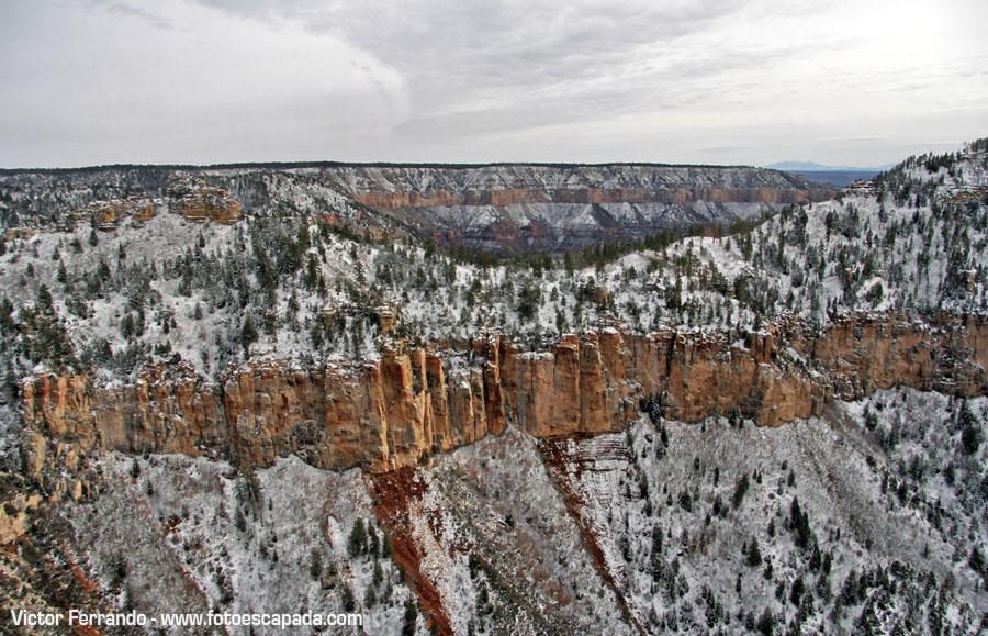 Experiencia Gran Cañon del Colorado en Helicóptero 14