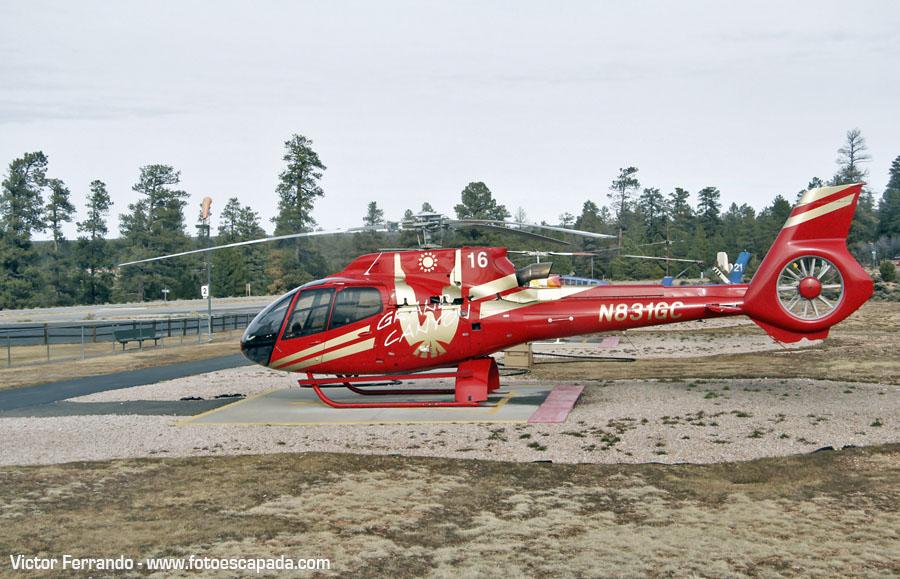 Experiencia Gran Cañon del Colorado en Helicóptero 27