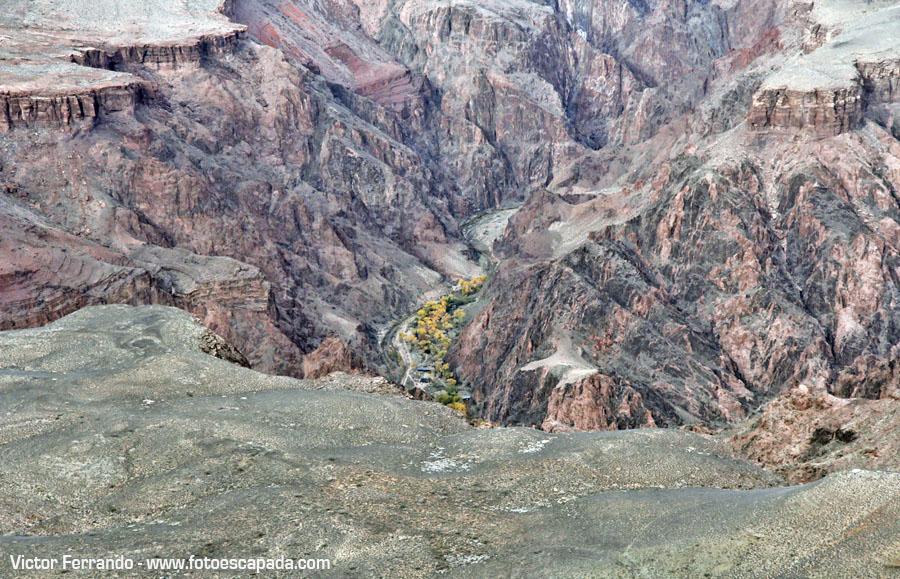 Experiencia Gran Cañon del Colorado en Helicóptero 35