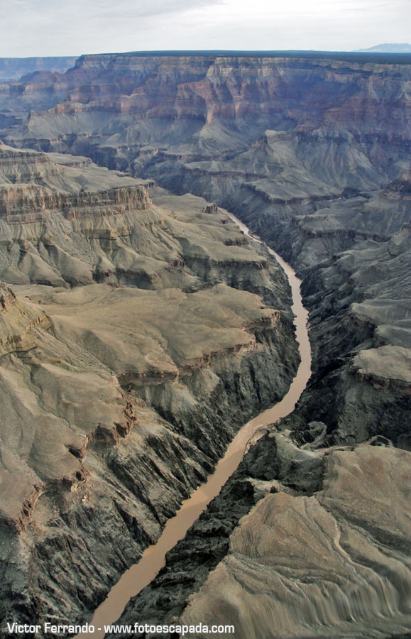 Experiencia Gran Cañon del Colorado en Helicóptero 9