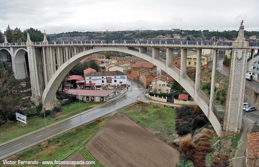 Viaducto de Fernando Hue