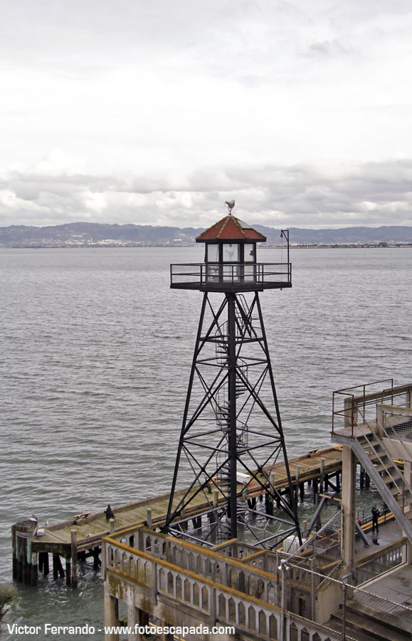 Prisión de Alcatraz San Francisco