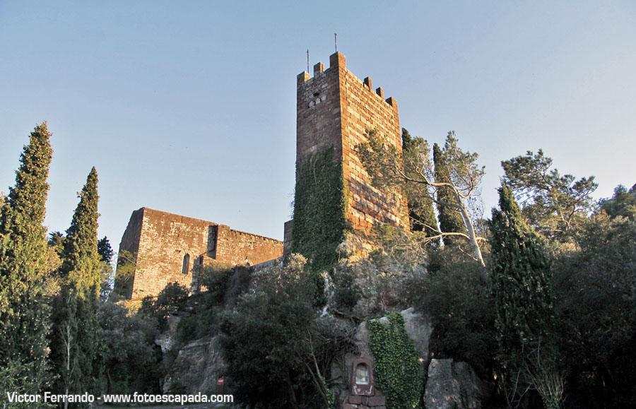 Castillo Monasterio de San Miguel de Escornalbou 1