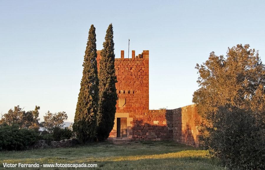 Castillo Monasterio de San Miguel de Escornalbou 2