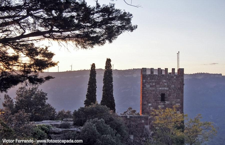 Castillo Monasterio de San Miguel de Escornalbou 3