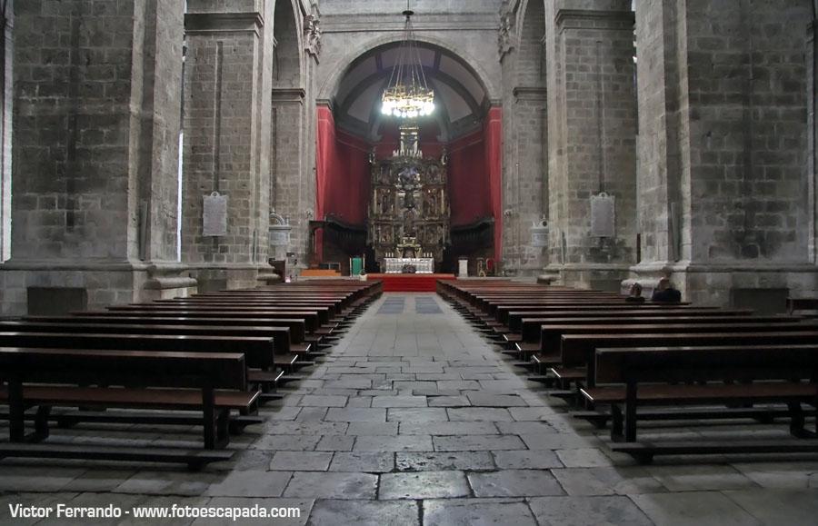 Catedral de Valladolid Interior