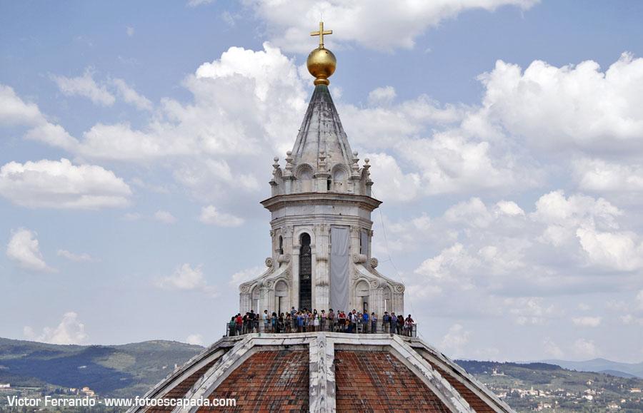 Cúpula de Brunelleschi en Florencia