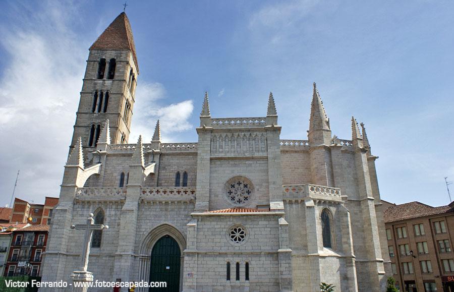 Iglesia de Santa María La Antigua Valladolid
