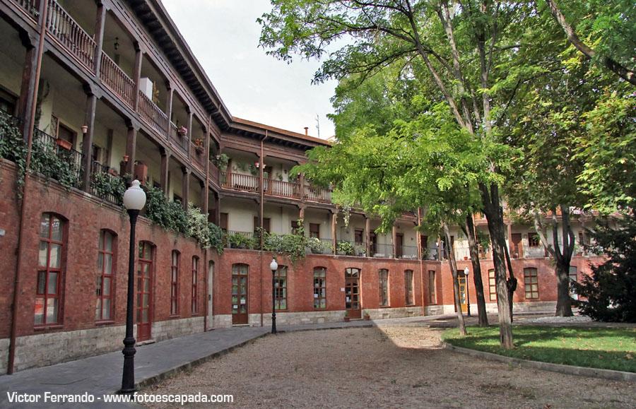 Plaza Octogonal Valladolid