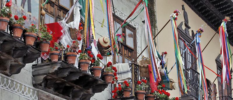 Romería de San Isidro La Orotava Tenerife