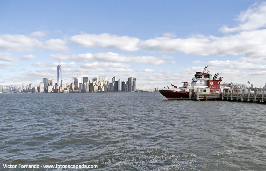 Vistas de Manhattan