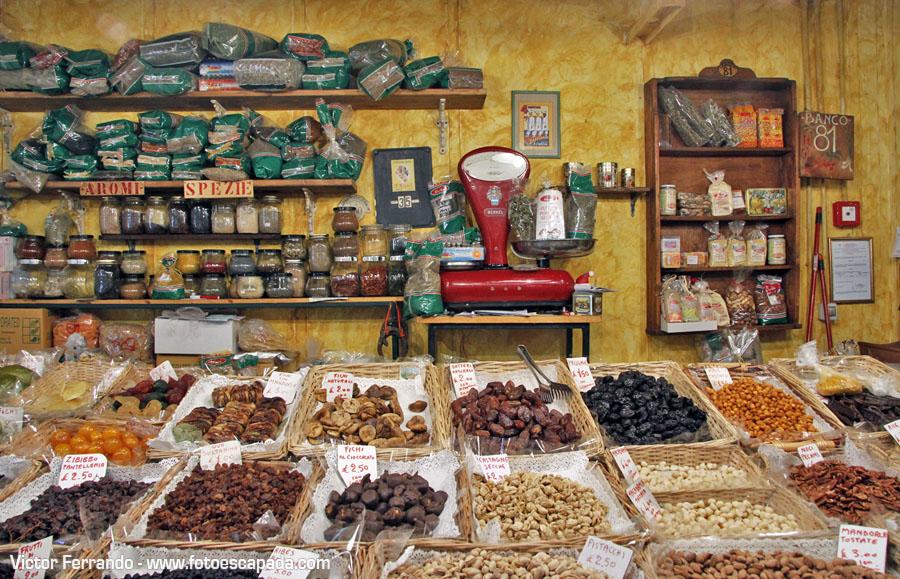 Mercato Zentrale de Florencia