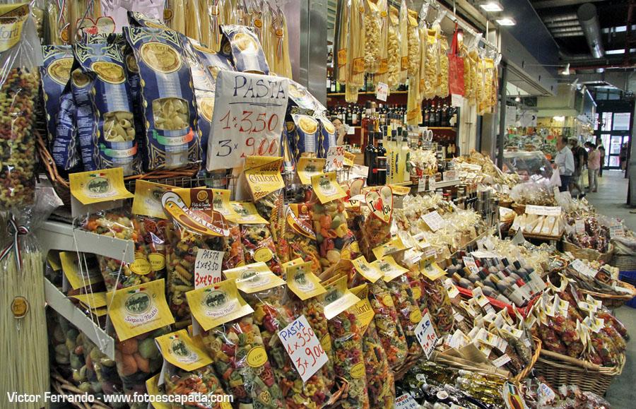 Mercado Central de Florencia