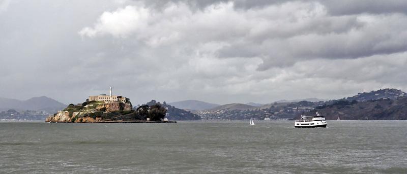 Cómo visitar Alcatraz Island y la prisión