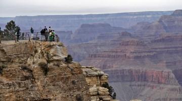 Vuelo en helicóptero sobre el Gran Cañón del Colorado