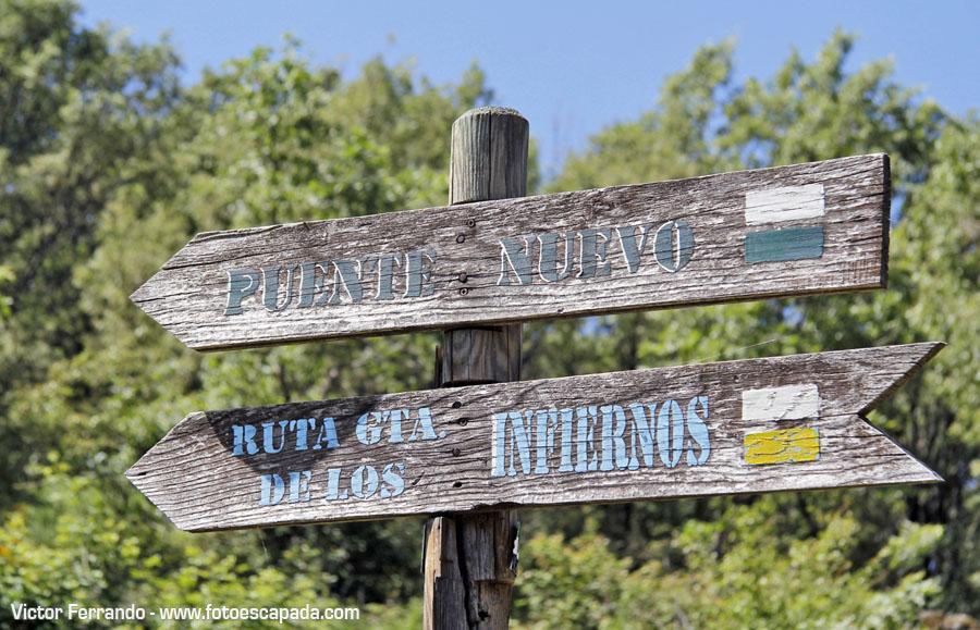 Garganta de los Infiernos - Pilones Cáceres 17