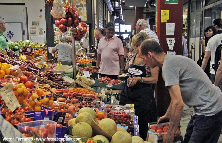 Mercado de San Lorenzo Florencia