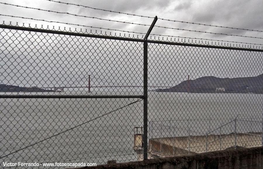 Prisión de Alcatraz San Francisco 26