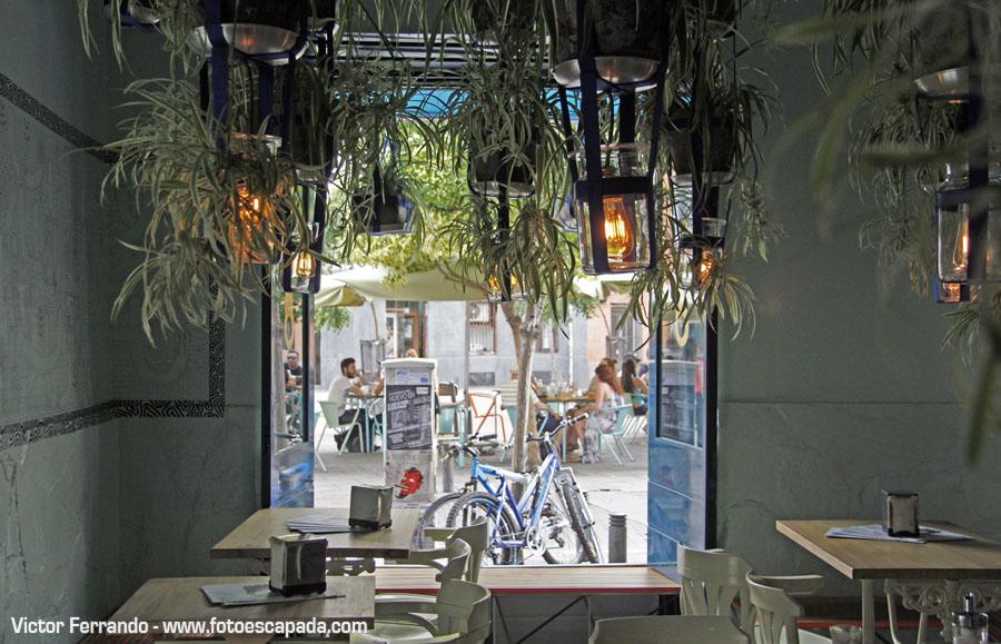 Restaurante Ojalá Madrid 20 - El Invernadero