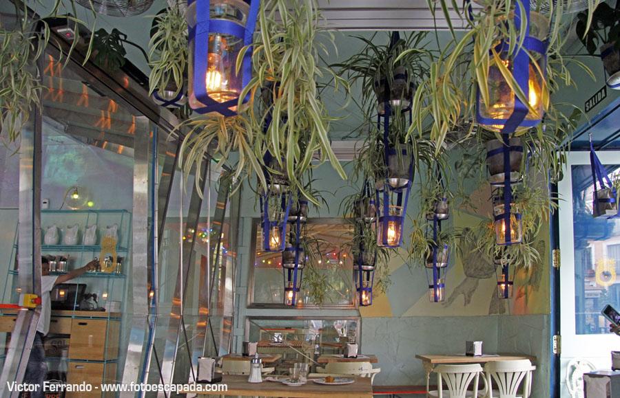 Restaurante Ojalá Madrid 21 - El Invernadero