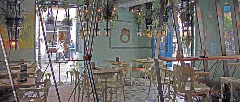 Restaurante Ojalá Madrid