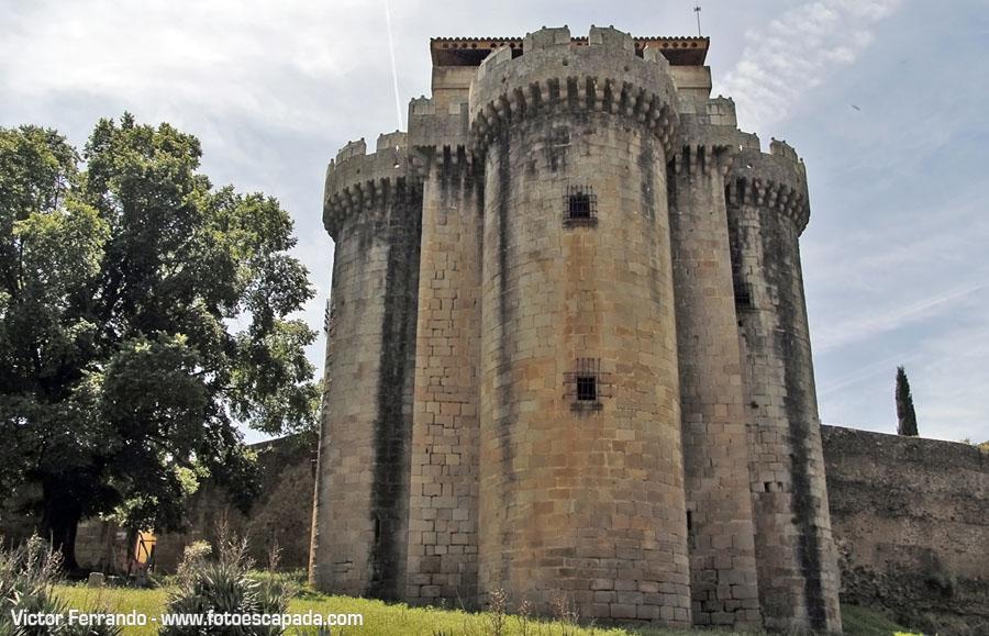Granadilla y su castillo