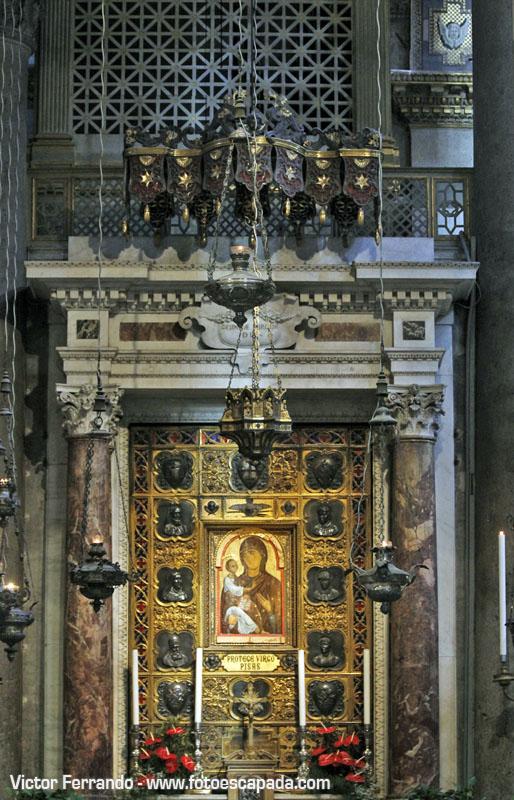Interior de la Catedral de Pisa 12