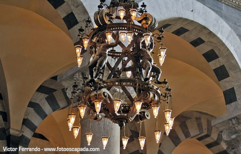 Interior de la Catedral de Pisa 13
