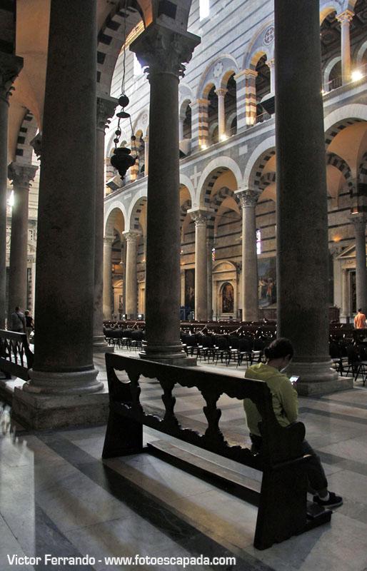 Interior de la Catedral de Pisa 5