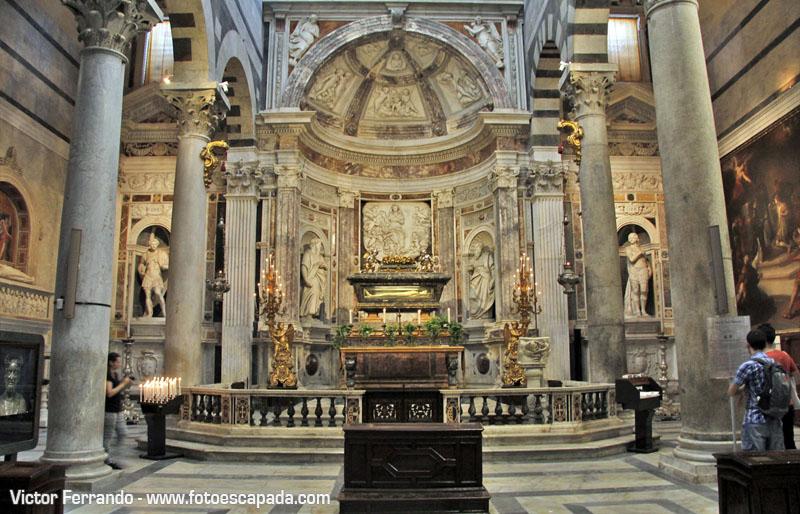Interior de la Catedral de Pisa 6