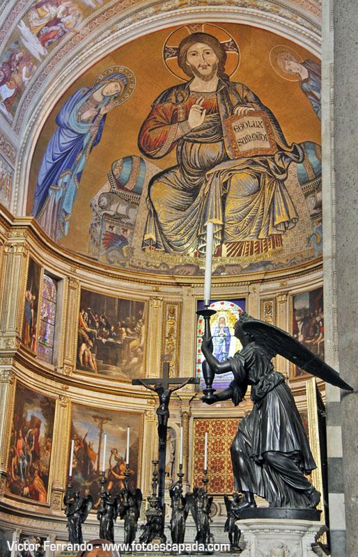 Interior de la Catedral de Pisa 7