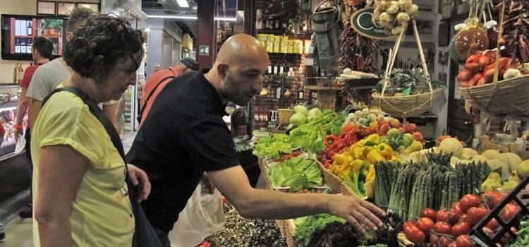 Mercado Central de Florencia 2