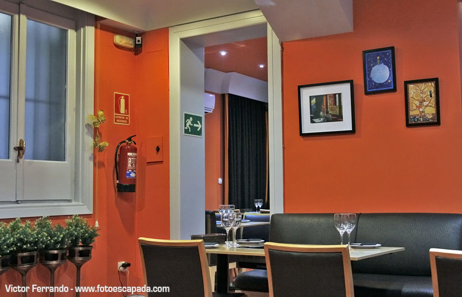 Restaurante Maru Coreano Madrid 2