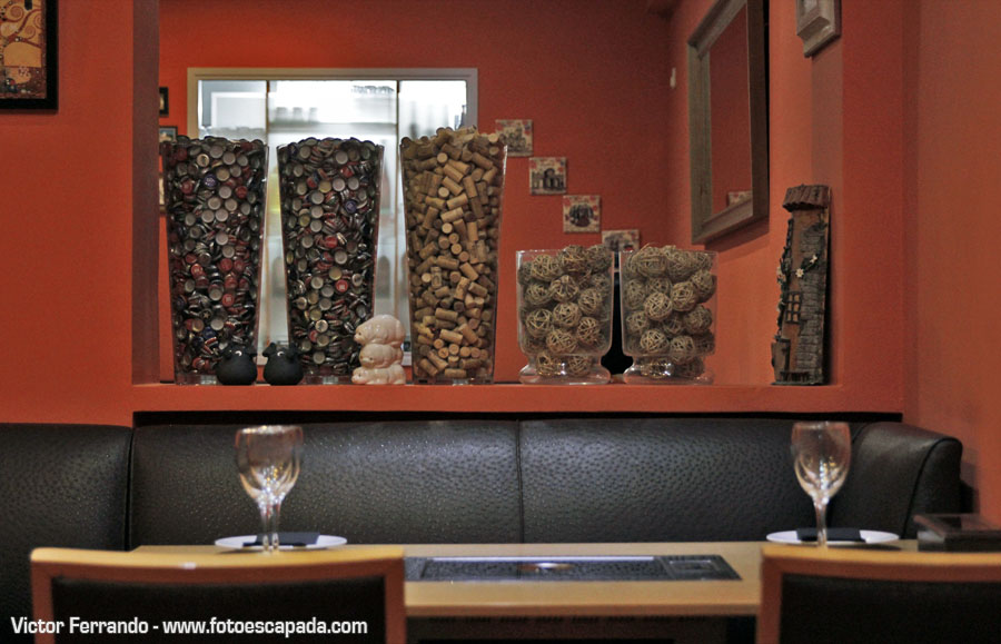 Restaurante Maru Coreano Madrid