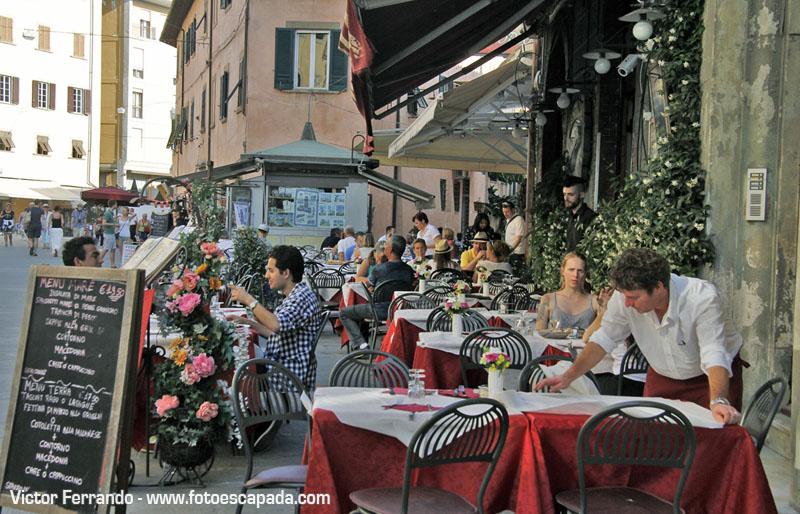 Restaurantes en Pisa