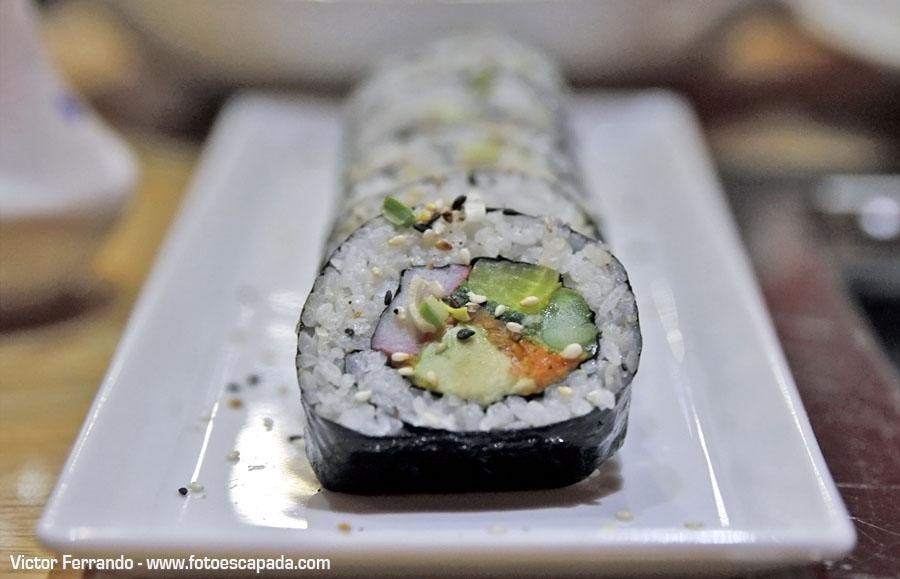 Sushi Restaurante Maru Coreano Madrid